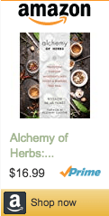 Book - Alchemy of herbs