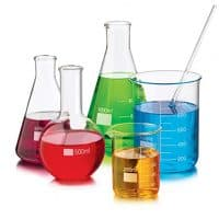 Libbey 6 Piece Chemistry Bar Mixologist Set, Clear