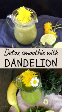 This nutritious cocktail will put you on your feet, cleanse your body from accumulated toxins, and boost your energy levels.