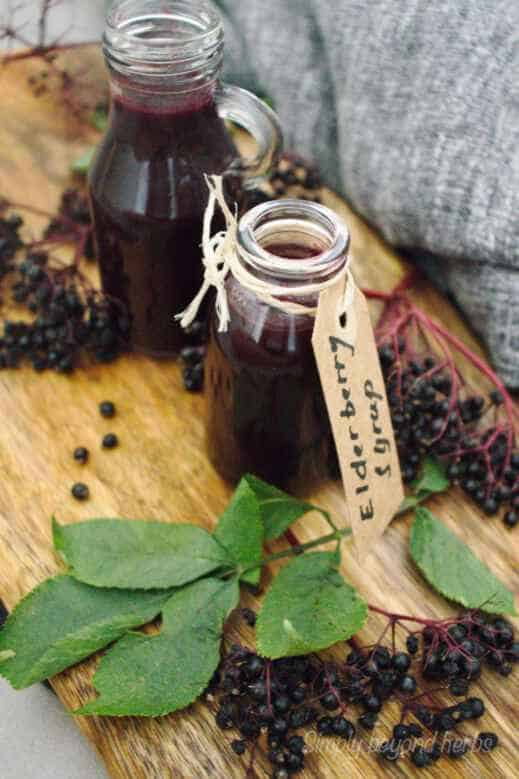 Does Elderberry syrup work?