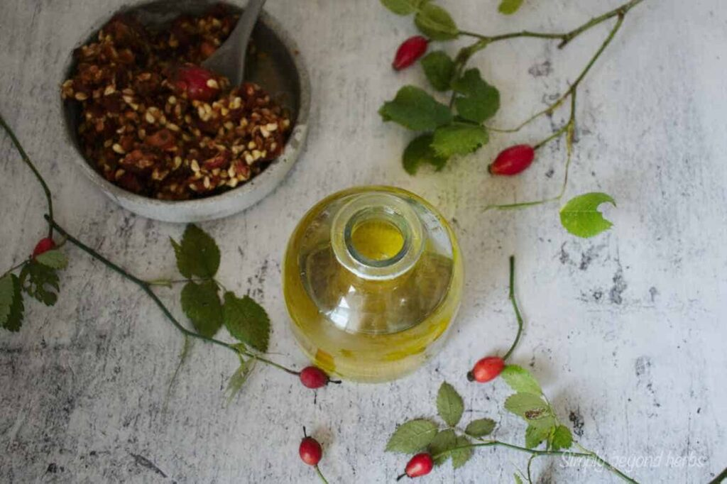 rosehip oil how to use