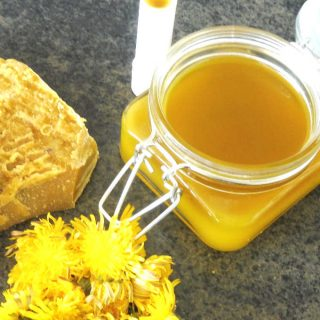 profile image of dandelion salve and lip balm