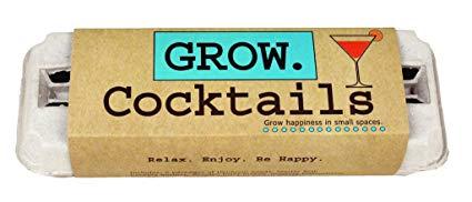Grow Gardens Cocktails kit