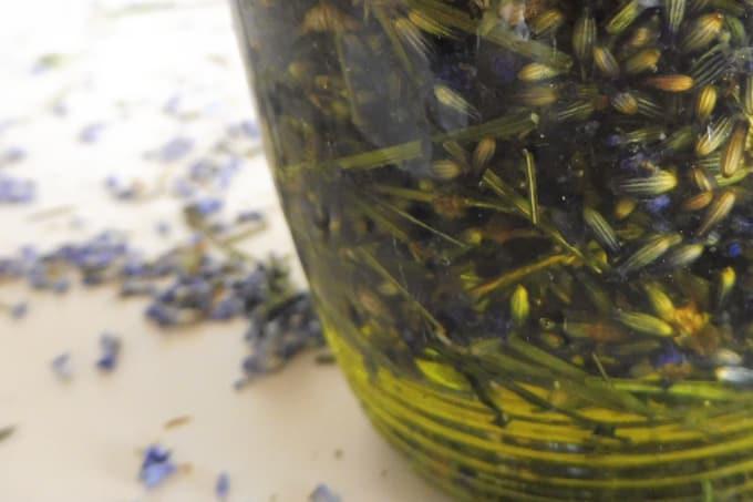 lavender oil easy to make recipe
