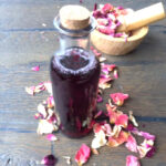 rose water how to make