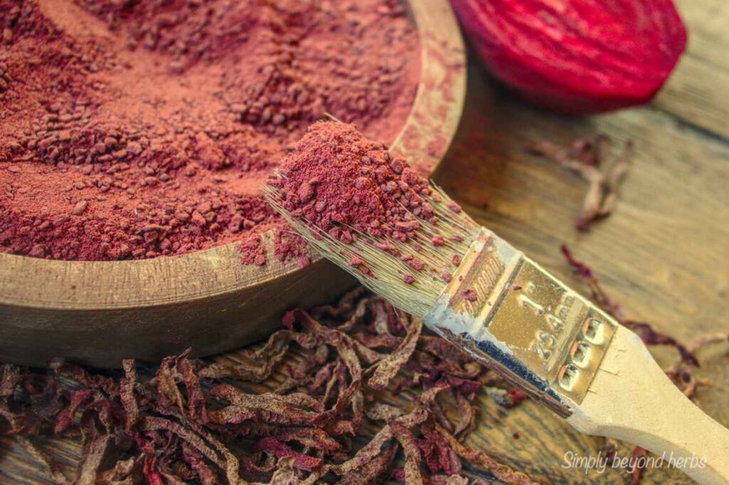 uses of beetroot powder