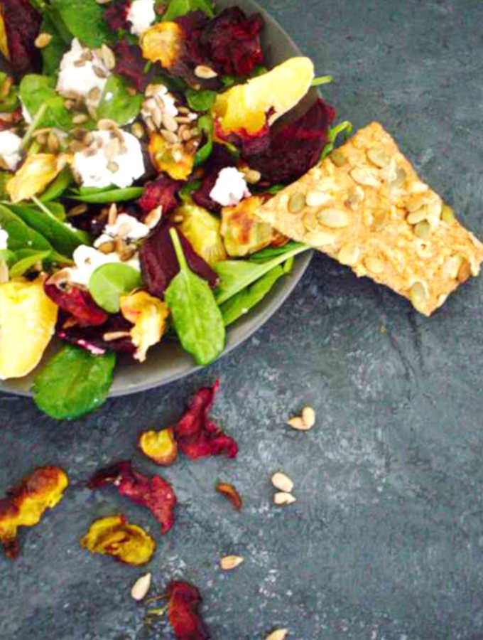 healthy benefits of beet salad