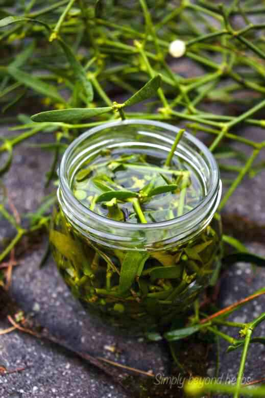 benefits of homemade tincture